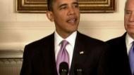 Obama setzt den Großbanken Grenzen