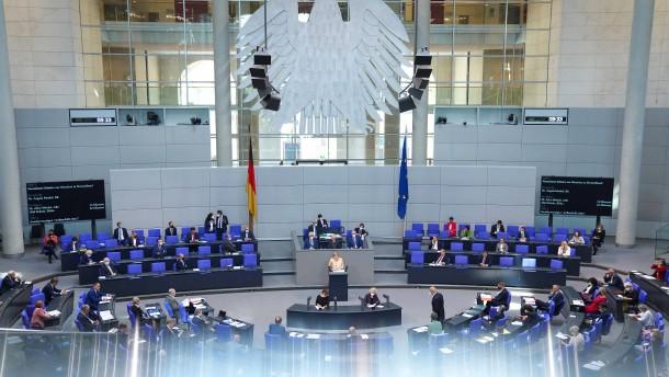 Das hat der Bundestag beschlossen