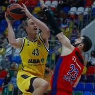 Trotz starker Konkurrenz kann sich Alba Berlin in Moskau durchsetzen.