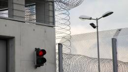 Vollzugslockerungen in Gefängnissen stark zurückgegangen