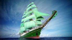 Beck's Schiff über Ebay zu kaufen