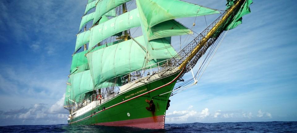 Alexander von Humboldt: Beck\'s Schiff über Ebay zu kaufen ...