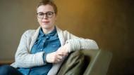 Entspannt: Franziska Ring hat gelernt, mit der Diagnose und ihren Folgen umzugehen.