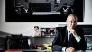 Walter de Silva, 2010 in seinem Wolfsburger Büro