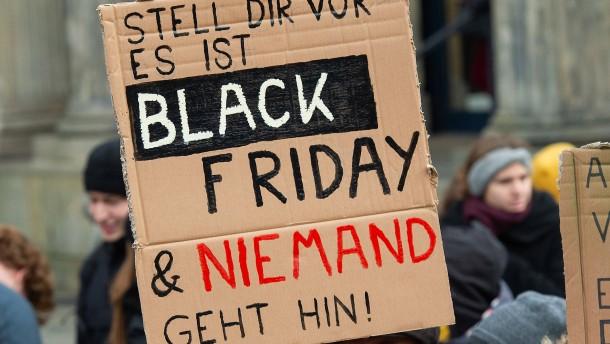 """Der """"Black Friday"""" soll grün werden"""