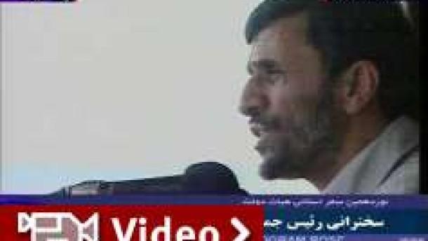 Iran unbeeindruckt von Ultimatum