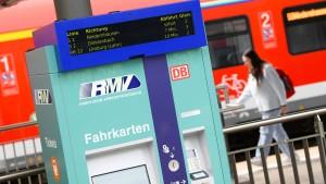 Nutzer von S-Bahnen und Regionalzügen brauchen viel Geduld