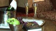 Königlicher Luxus zur Prinzen-Hochzeit