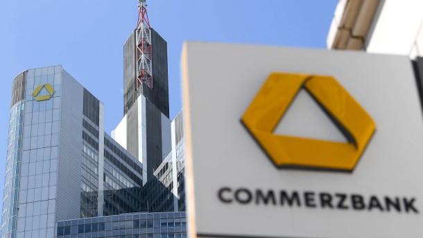 Pech und Pannen in der Commerzbank