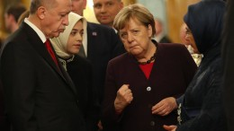 Nato-Gipfel wird von Konflikten überschattet