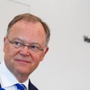 Der niedersächsische Ministerpräsident Stephan Weil (SPD) war zu einer außerordentlichen Sitzung des Volkswagen-Aufsichtsrates in Wolfsburg.