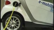 Große Allianz für kleines Elektroauto