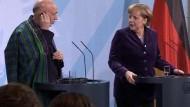 Merkel verspricht Afghanistan Hilfe