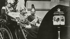 Weltkriegs-E-Paper: Englischer König benennt sich um