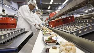Lufthansa-Catering-Tochter plant weiteren Stellenabbau