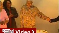 Mandela feiert Geburtstag