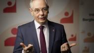 Sieht in Ostdeutschland viel Potential für Unternehmen: Michael Vassiliadis, Vorsitzender der IG BCE.