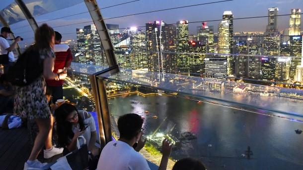 EU-Staaten geben grünes Licht für Singapur-Handelspakt