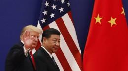 China lässt Strafzölle auf hunderte amerikanische Produkte fallen