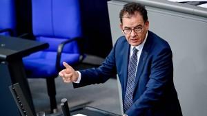 Entwicklungsminister Müller fordert Soforthilfen und Schuldenerlass für Afrika