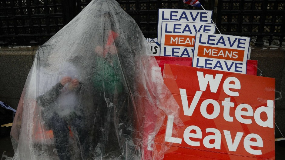 """Wer mit """"Leave"""" stimmte und wer mit """"Remain"""", hing im Referendum vielleicht weniger von der Wirtschaft ab, als von Kultur und Nation."""