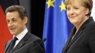 Einheit soll den Euro stabilisieren