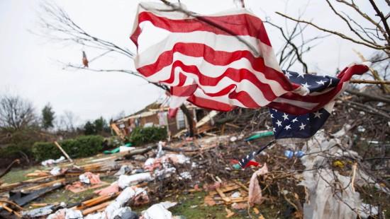 Tornados verwüsten Amerika