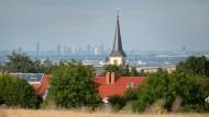 Weitsichtig: In Ebersheim haben die Bürger schon 1969 erkannt, dass sie zum Rhein-Main-Gebiet gehören.