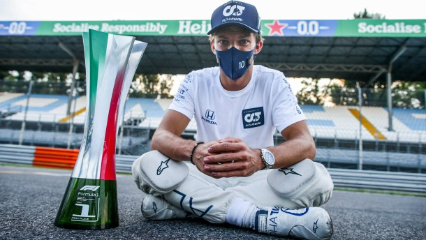 Der hoffnungsvolle Kampf der Formel 1
