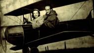 Paul Celan und Ingeborg Bachmann in einer Wiener Fotobude
