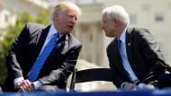Trump demontiert seinen Justizminister