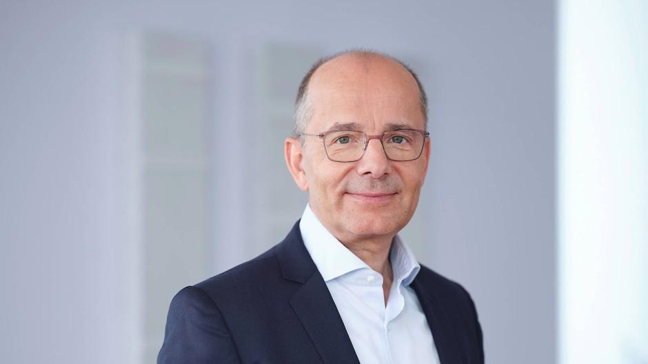 Günther Bräunig, Chef der staatlichen Förderbank KfW