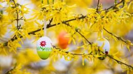 Was an den Osterfeiertagen erlaubt ist