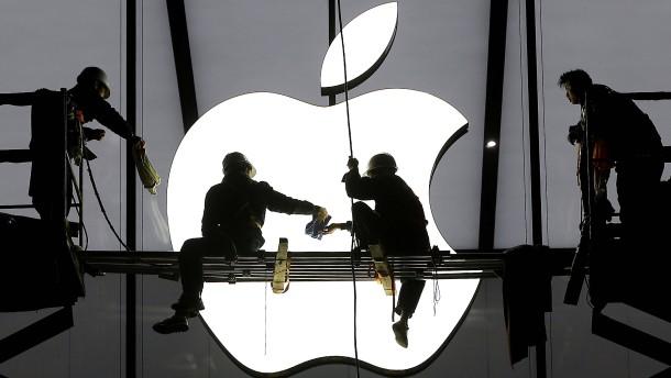 Handelsstreit mit China schadet Apple