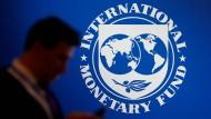 Der IWF warnt vor Anleihe-Risiken.