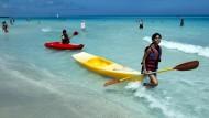 Traumurlaub bei Strand und Sonne: Besser nicht krank werden, ist die Devise.