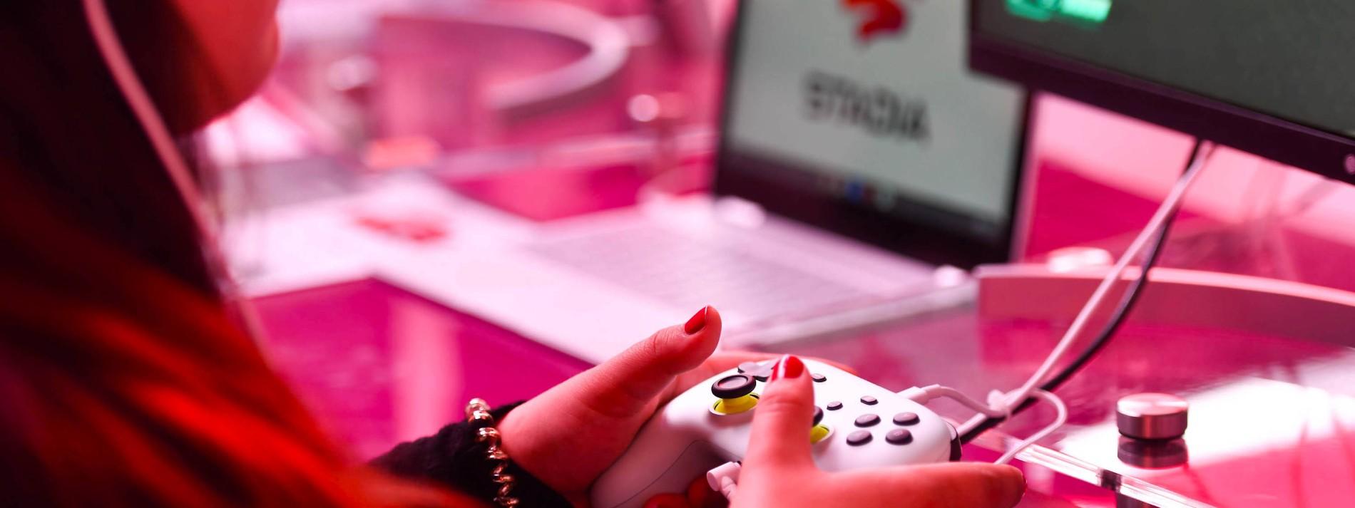 Gaming-Aktien laden zum Zocken ein