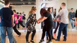 Barrieren tanzend überwinden