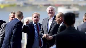 Innenminister beschließen Übergangslösung für Seenotrettung