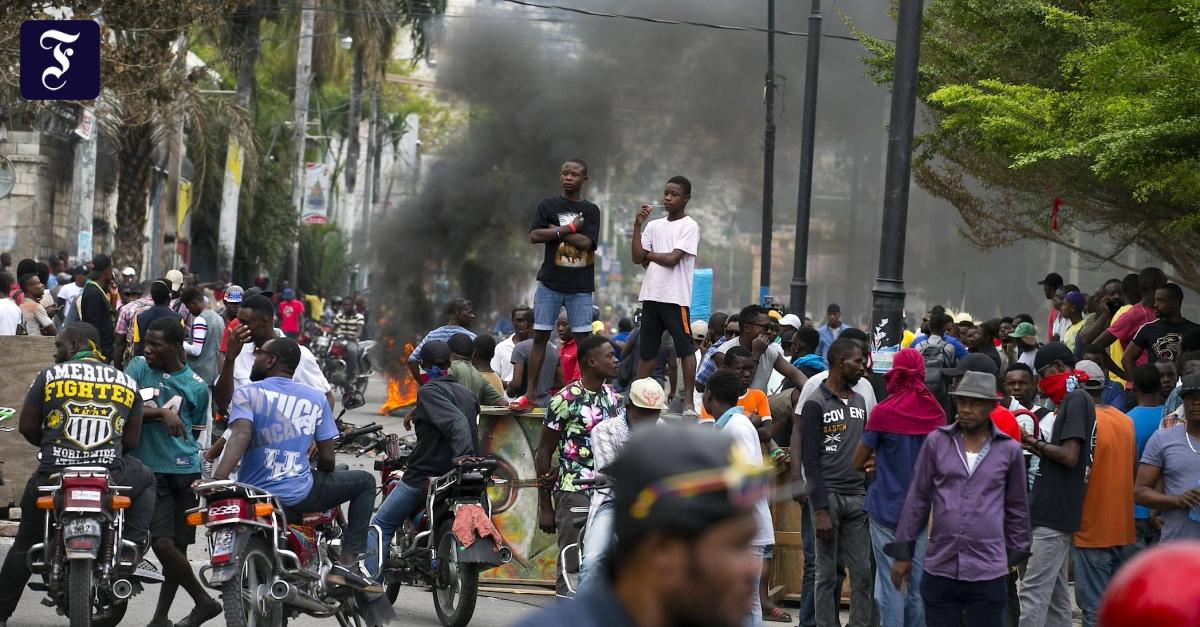 Haitis blutige Gegenwart: Karneval des Todes