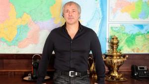 Der größte Alkoholhändler Russlands