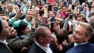 FDP-Chef Christian Lindner setzte im Wahlkampf auch auf Emotionen. Ist das für ihn erfolgversprechend?