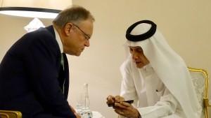 Qatar Airways strebt Beteiligung an Lufthansa an