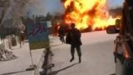 Gewalt in Kabul