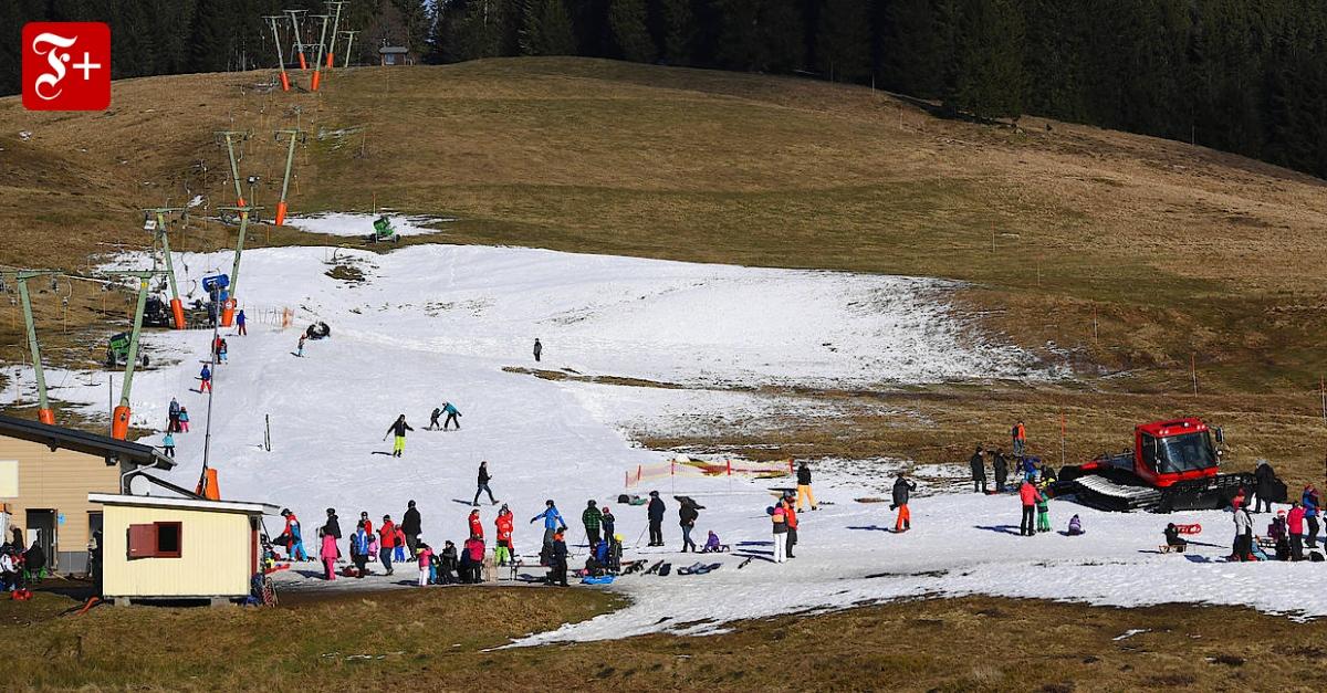 Wintertourismus: Wetterderivate für Skiorte ohne Schnee
