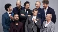 Punkiger Klezmer-Pop auf Englisch und Jiddisch: die israelische Band Jewish Monkeys
