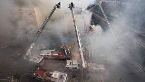 Mindestens ein Toter nach Explosion in New York