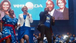 Zumas weiße Nemesis