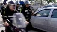 Armee droht Demonstranten mit Gewalt