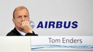Aufräumen bei Airbus